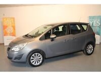 2012 / 12 VAUXHALL MERIVA 1.4 ACTIVE in Pepperdust , Popular family car
