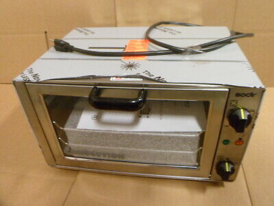 New Counter Top Convection Oven 14 Sheet Electric Equipex Sodir Fc26 1500w