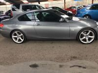 2008 BMW 320 D COUPE SE 7