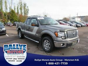 2011 Ford F-150 XLT! 4x4! Back-Up! Alloy! Hitch!