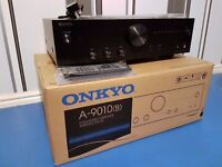 Onkyo A-9010 Black - As new - WhatHiFi Best Amp 2016
