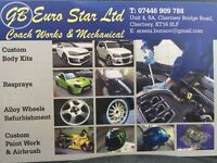 CAR SERVICING / TOP QUALITY RESPRAY /SMALL ACCIDENT REPAIR !!!