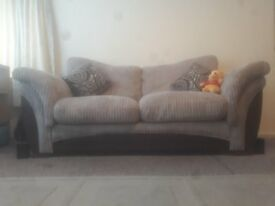 Sofaworks Three Seater Sofa very good conditon as new