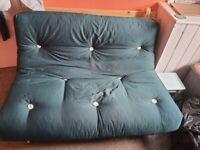 Small double futon