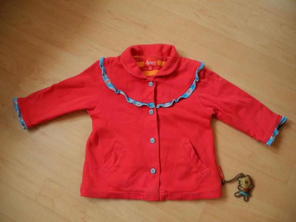 Baby sigikid 146302 Fleecejacke rosa gef/üttert 62