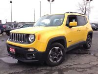 2015 Jeep Renegade NORTH**6 SPEED**BLUETOOTH**HEATED SEATS**BC City of Toronto Toronto (GTA) Preview
