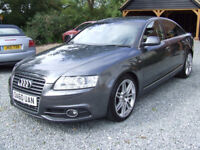 2011 Audi A6 Saloon 2.0 TDI S Line Special Edition Multitronic