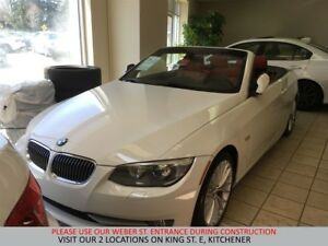 2012 BMW 335i NAVIGATION | RED LEATHER |