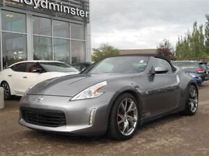 2014 Nissan 370Z Touring Sport Supercharged