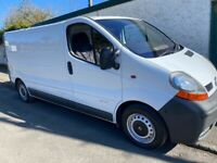 Mint low mileage 1 owner Renault traffic 1.9 dci