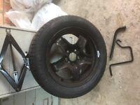 new 205/55R16 tyre / wheel