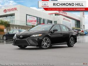 2018 Toyota Camry XLE  - Navigation -  Sunroof - $103.83 /Wk