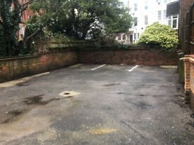 Parking Space Available on Third Avenue in Central Hove