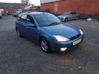 FOR SALE FORD FOCUS 2003 PETROL MANUAL £499