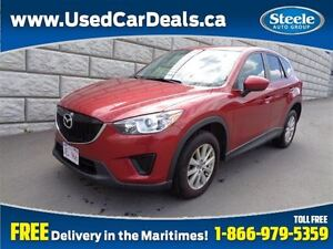 2013 Mazda CX-5 GX Htd Seats Alloys Fully Equipped