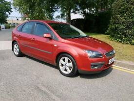 Ford focus, 2006 1.6 zetec 10 month MOT