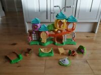 Waybuloo World of Nara Treehouse Adventure playset
