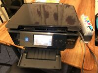 Epson Expression Photo XP-760 All-in-One Inkjet Printer with ECO Tank