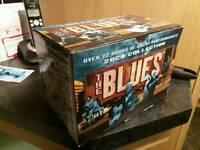 Boxed blues CD set