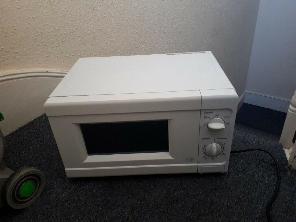 Free To Collect Argos Microwave Oven