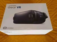Sealed Samsung Gear VR 2016 for swap or sale
