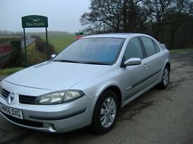 RENAULT LAGUNA DYNAMIQUE 2.0 MODEL 69K LOW MILEAGE