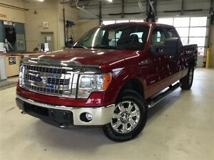 2014 Ford F-150 XLT.ECOBOOST.COUVRE-CAISSE RIGIDE.MAGS.