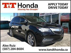 2015 Acura MDX *No Accidents, Back-Up Camera, Heated Seats*