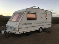 2001 Abbey Expression 470 2 berth