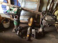 Petrol Whacker Breakers 3X Spares or repairs (Job Lot)