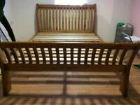 King size bed sstc
