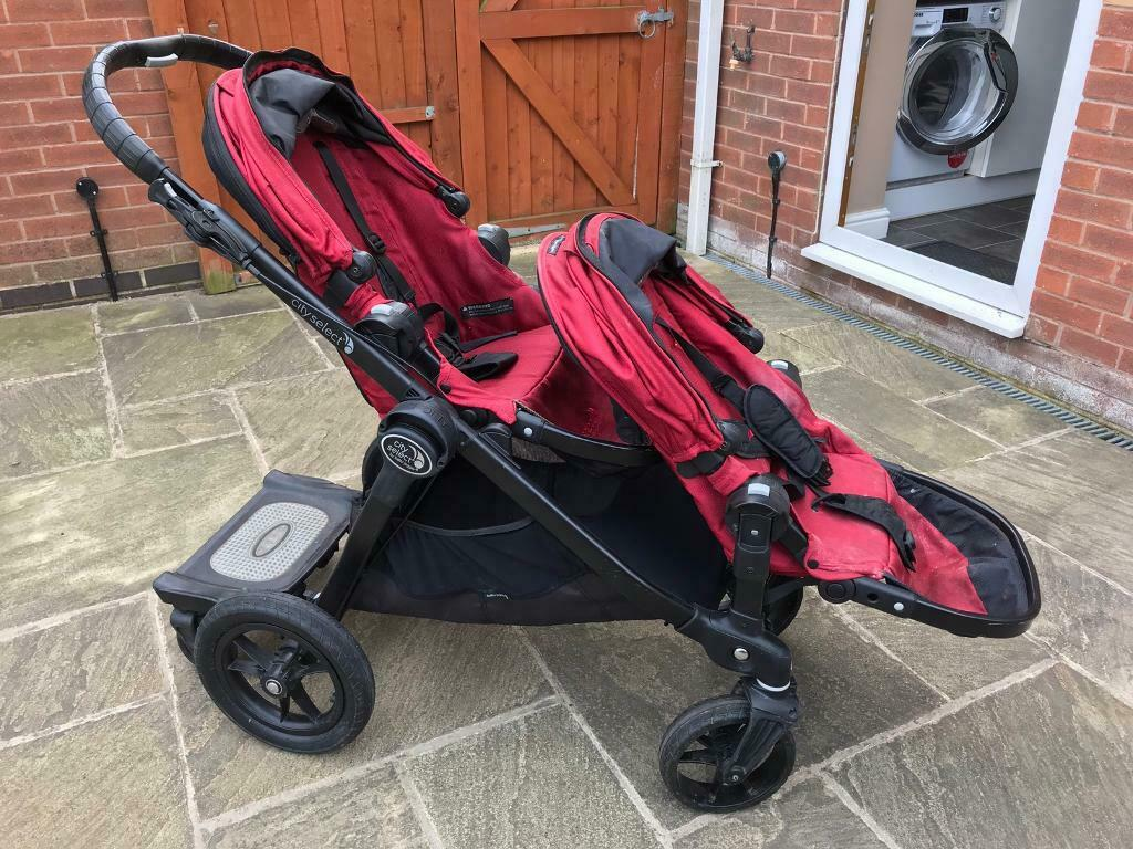 Baby Jogger City Select Double Buggy Glider Board In Belper Derbyshire Gumtree