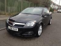 2006 CONVERTIBLE VAUXHALL ASTRA 1.6 TWIN TOP WITH LONG MOT QUICK SALE