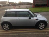 MINI HATCHBACK 1.6 One 3dr (silver) 2005