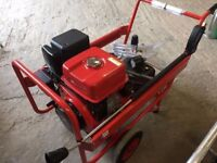 PdPro Plus Mitsubushi 13hp Petrol Powerwasher