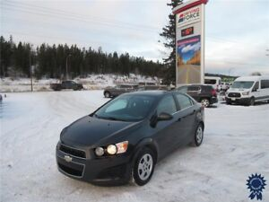 2015 Chevrolet Sonic LT w/Satellite Radio, Bluetooth and More