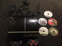 PS3 40gb - Pick up only