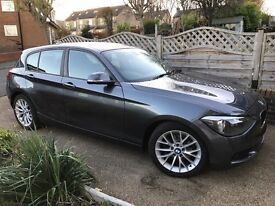 BMW Series 1, full service history , 1 lady owner