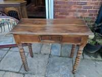 Fantastic Solid Wood side table
