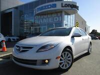 2013 Mazda 6 Gs Groupe LUXE CUIR--TOIT OUVRANT--
