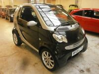 2005 SMART FORTWO 0.7 CITY PASSION 3DOOR. AUTOMATIC, SERVICE HISTORY, CLEAN CAR, DRIVES LIKE NEW