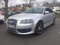 2007 AUDI S3 320 BHP FULLY LOADED DRIVE AWAY BARGAIN