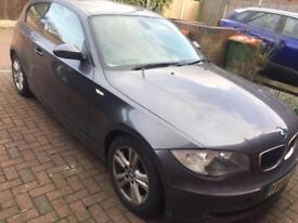 BMW 1 SERIES 120D £2999