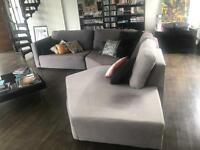 Modular sofa needs recovering 5pieces