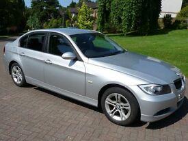 BMW 318i SE 2008 (58) Genuine 45,000 Miles, Full Service History.
