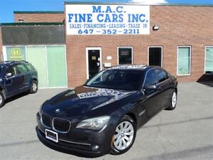 2010 BMW 7 Series xDrive - NAVIGATION - 360 CAMERA