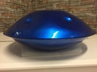 METALLIC BLUE HANDPAN - F MINOR