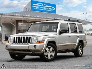 2010 Jeep Commander Sport 4x4 5.7 Hemi We Finance L@@K