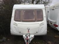 Swift Challenger 550 lux 2006 4 berth Fixed bed room