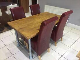 Scaffold table 5x3